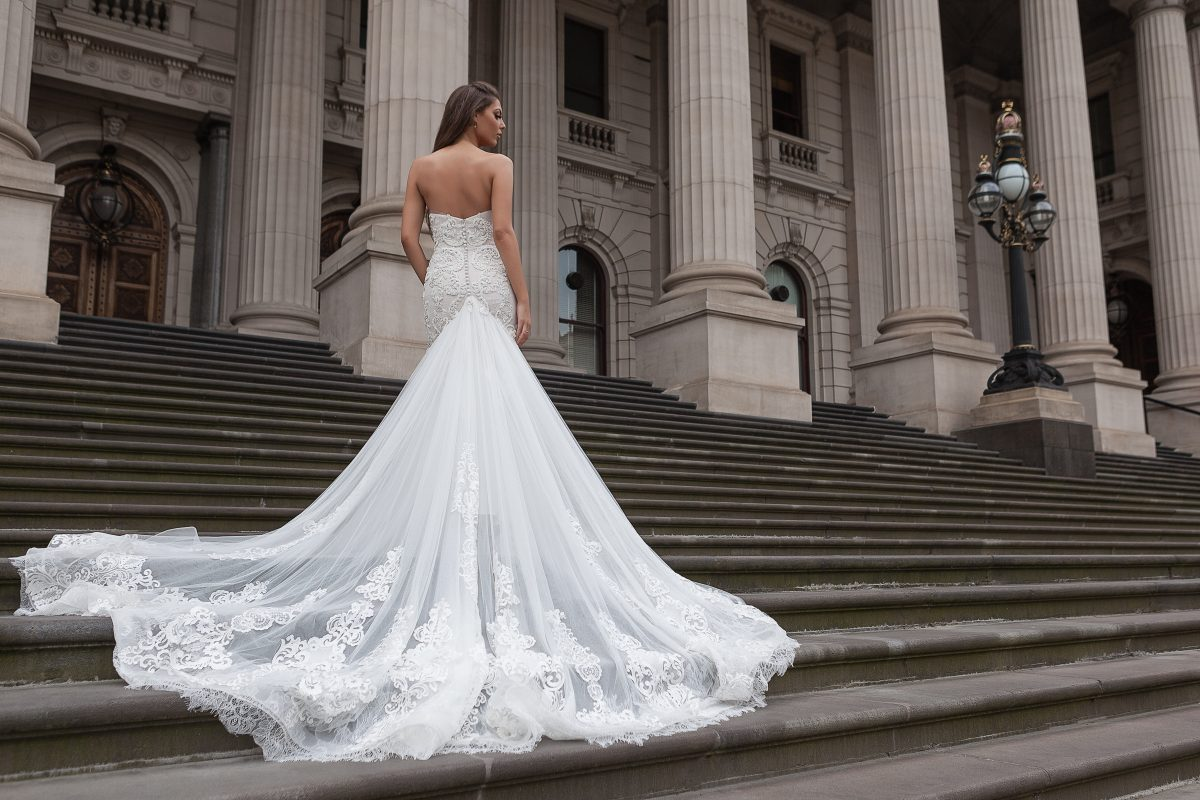 Wedding dresses Melbourne hand made Bridal Couture