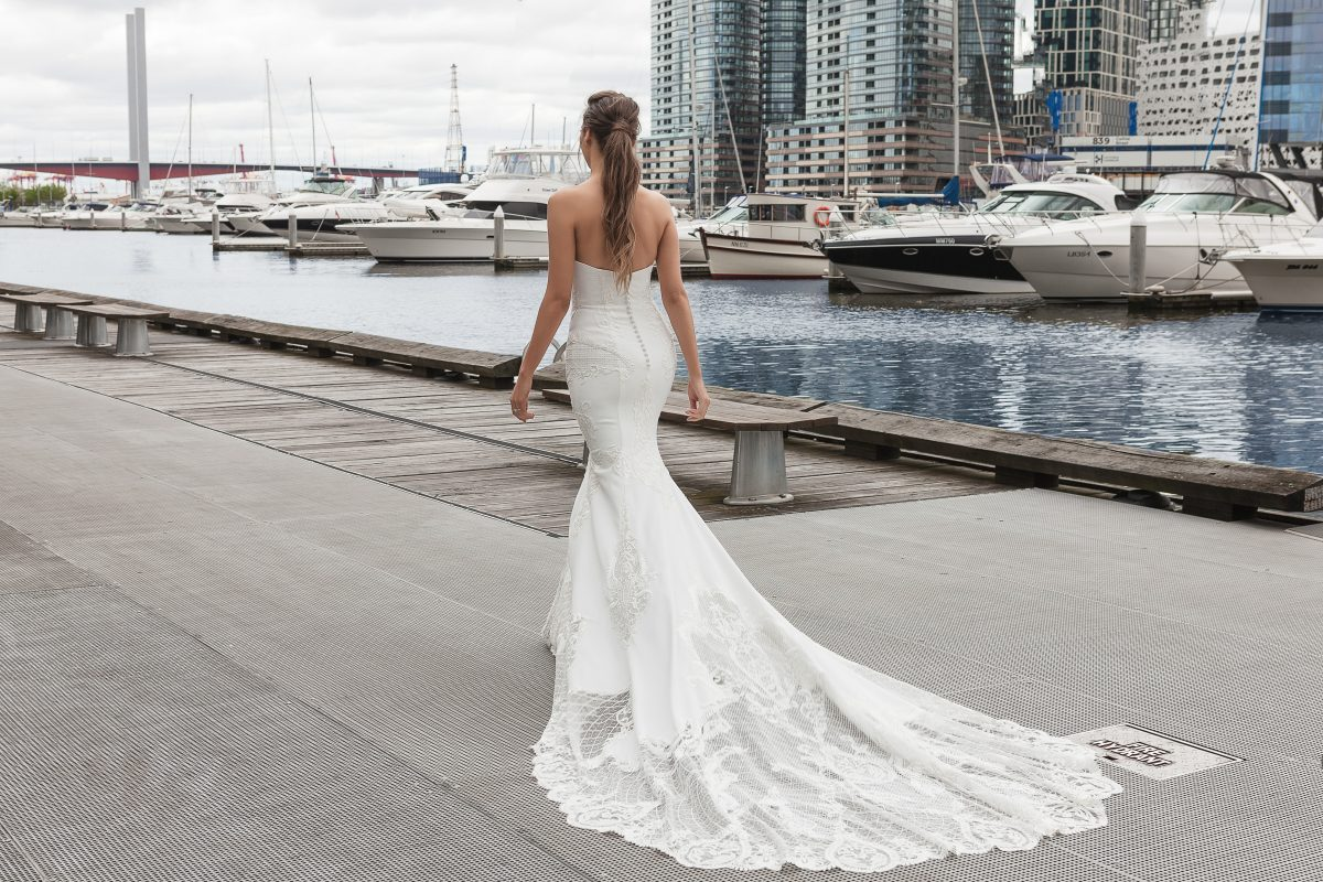 Couture wedding gowns in Melbourne