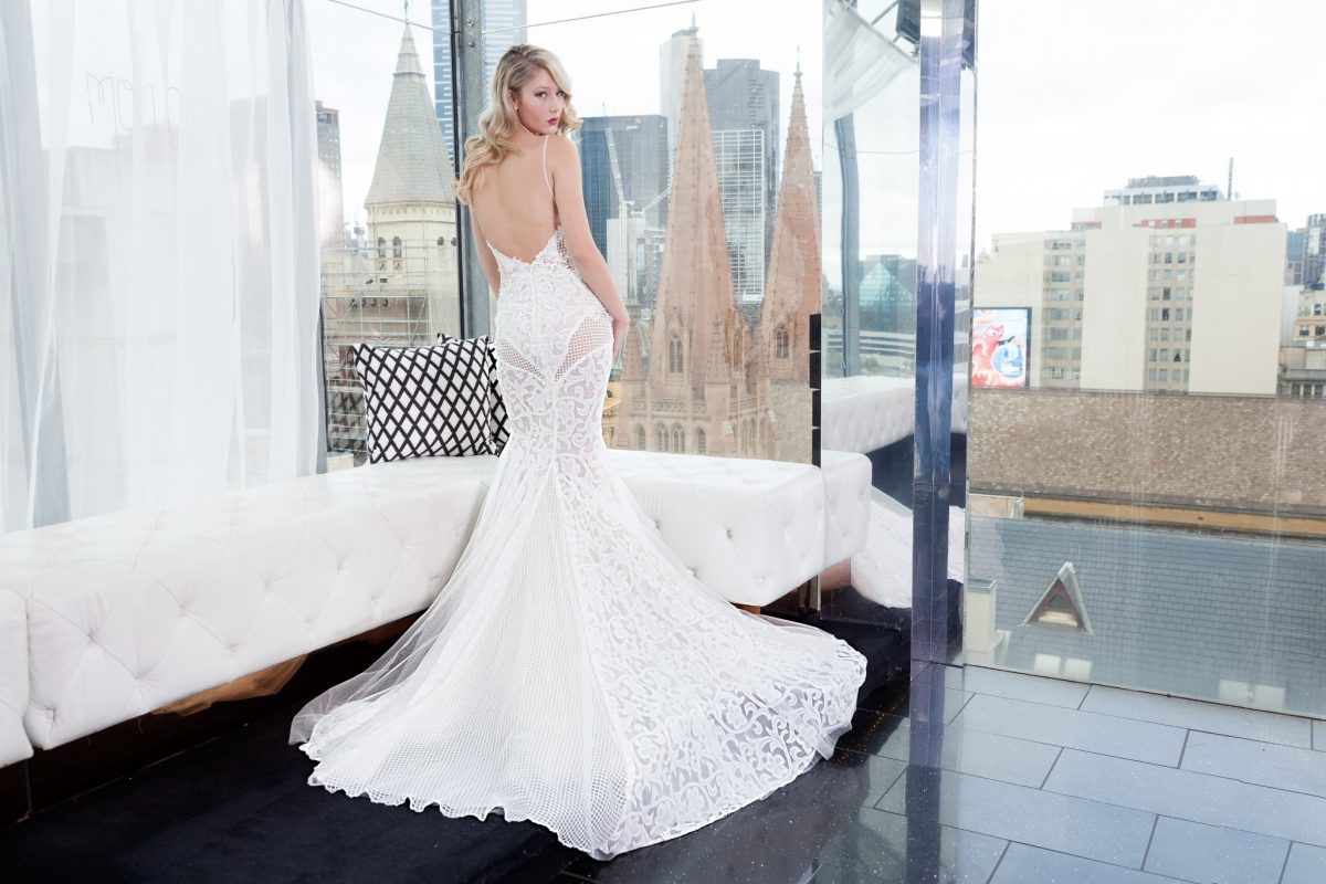 Bridal dress Melbourne