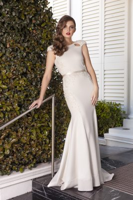 Fitted Couture Wedding Dress