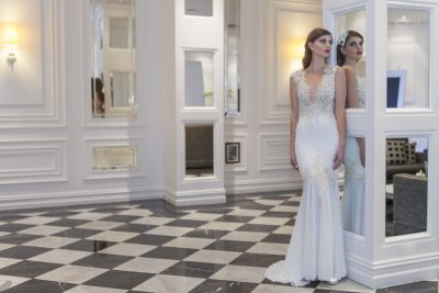 Fitted Couture Wedding Dress Melbourne