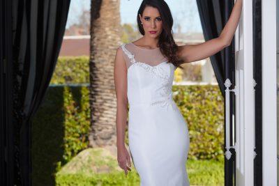 Hand Beaded Wedding Dress Melbourne