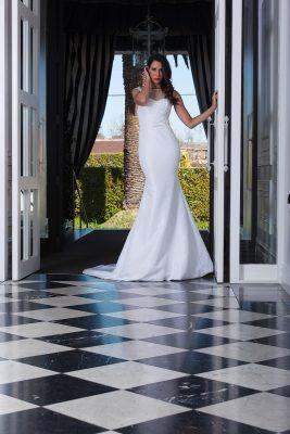 Hand Made Wedding Dress Melbourne