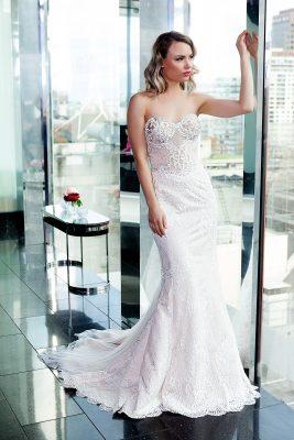 Lace Couture Wedding Dress Melbourne