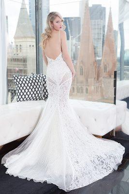 Trumpet Wedding Dresses Melbourne
