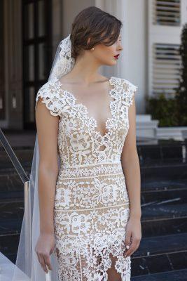 Vintage Wedding Couture Dress