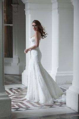 Romantic Wedding Dress Melbourne