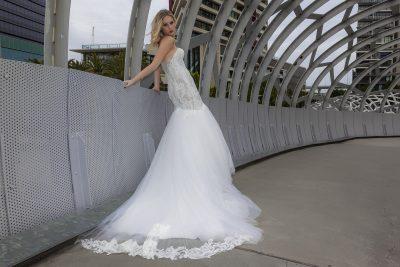 Custom Made Wedding Dress Melbourne