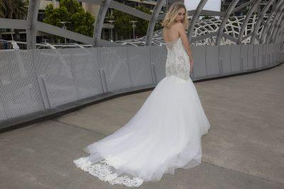 Full Tulle Skirt Wedding Dress Melbourne
