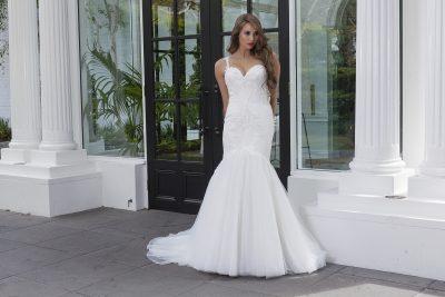 Fitted Wedding Dress Australia