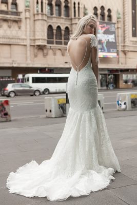 Affordable Couture wedding dress Melbourne 2018
