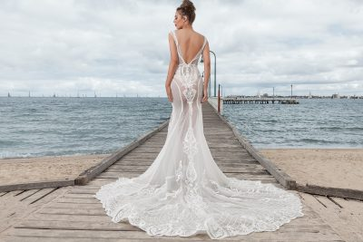 Beautiful Bridal Gown Melbourne