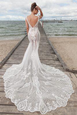Handmade wedding dress Melbourne
