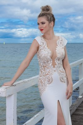 Bridal Gowns Melbourne with Lace
