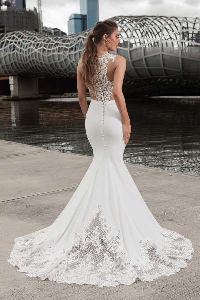 High end affordable wedding gowns Melbourne
