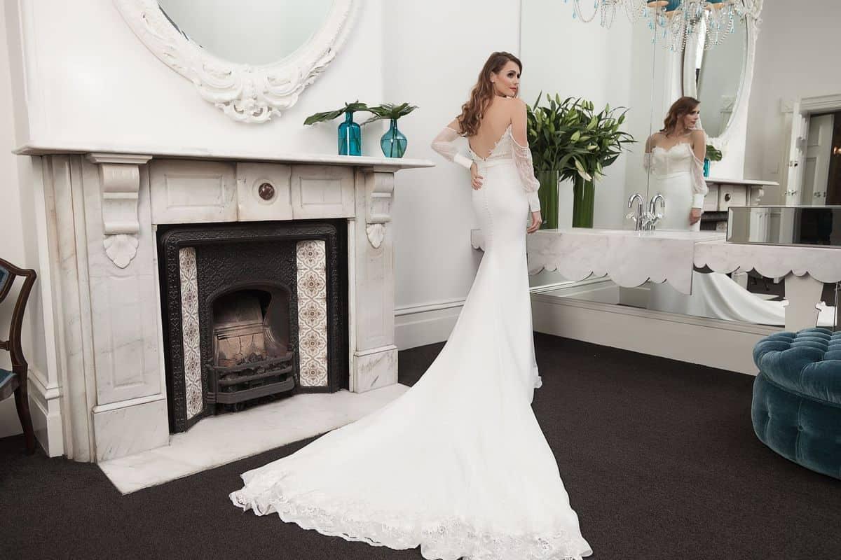 Vintage Couture Wedding Dress Melboure - LookBook Bride