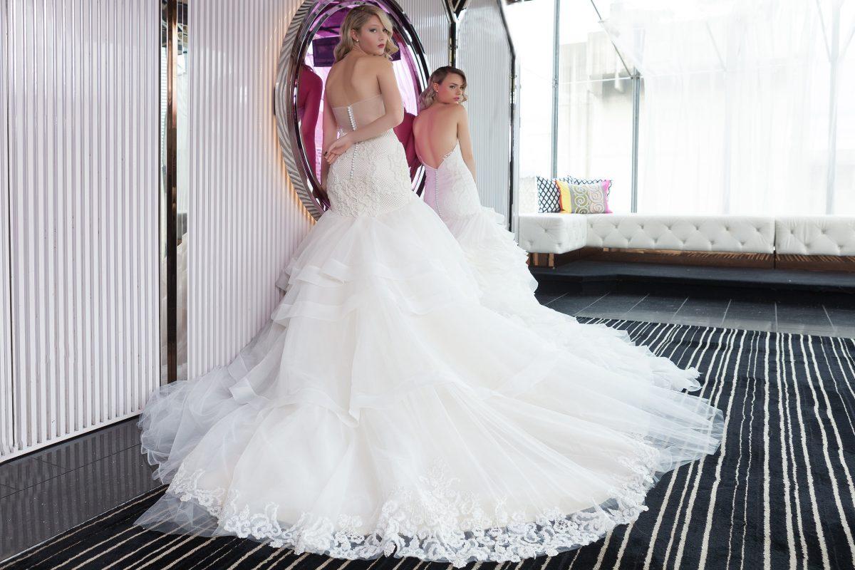 Lux Lace Wedding Dresses Melbourne
