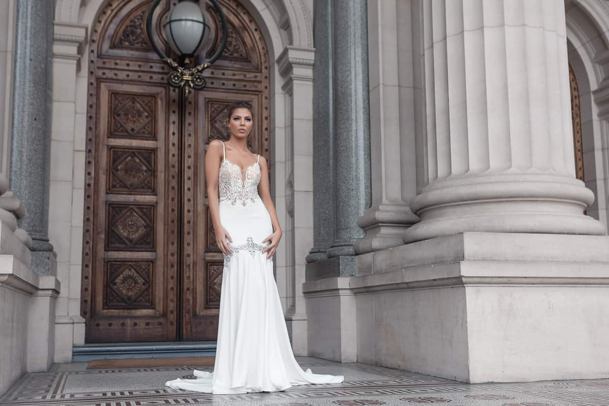Kasia - Couture Collection - LookBook Bride